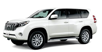 Rent a Land Cruiser 150 (2016)