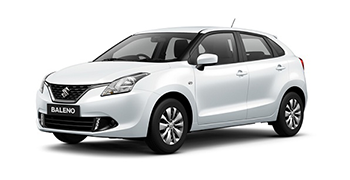 Rent a Suzuki Baleno (2017) or similar