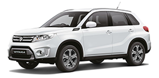 Rent a Suzuki Vitara (2017-18) or similar