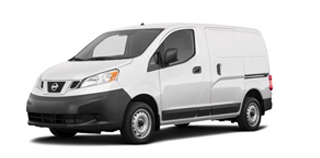 Rent a Nissan NV200 (2020) with Webasto Cabin Heating