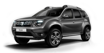 Rent a Dacia Duster (2017-19)